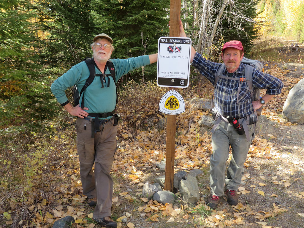 151011 - Trail 3 Trailhead