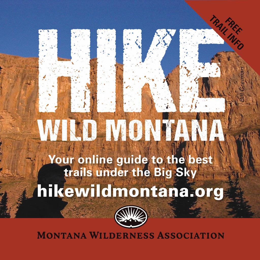 MWA - hikewildmontana.org poster
