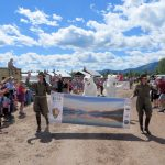 Polebridge 4th of July Parade, 2016 - Glacier NP