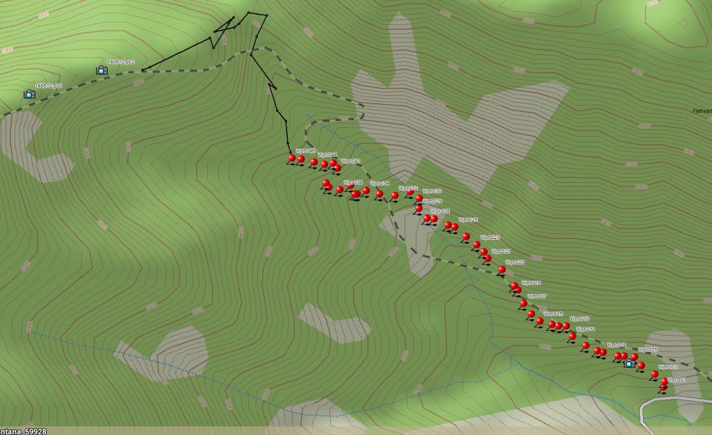 Trail 4 - June 19 Track
