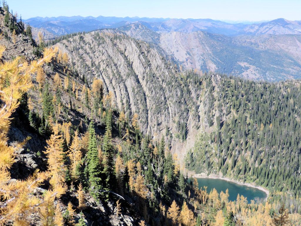 150928 - Trail 375 - Stony Basin Lake