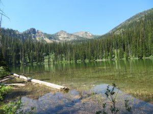 Lower Chain Lake, June 29, 2021 - W K Walker